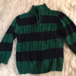 Nautical size 4T Boys Sweater